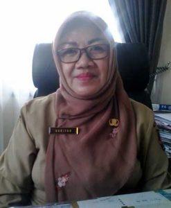 Kepala DP2KBP2PA Kabupaten Kendal, Asrifah