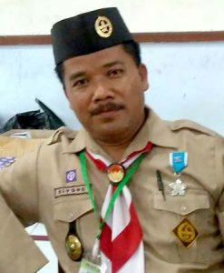 Giyono, Pengawas SMP Kabupaten Pekalongan