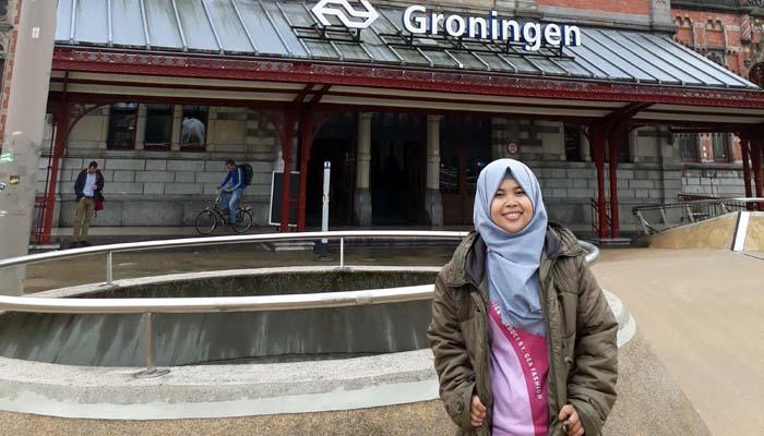 Keberhasilan Mahasiswa Pekalongan Raih Beasiswa S2 di University of Groningen