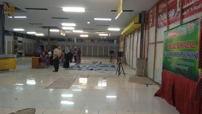Lantai tiga Ramayana Pekalongan Square