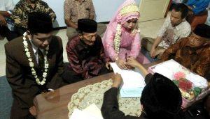 Melihat Pernikahan Pasangan Tunanetra