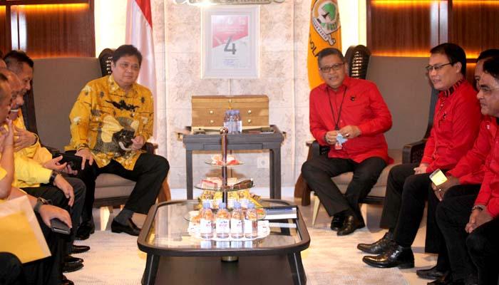 Mulai Lobi-Lobi, Atur Strategi Pemenangan Jokowi dalam Pilpres