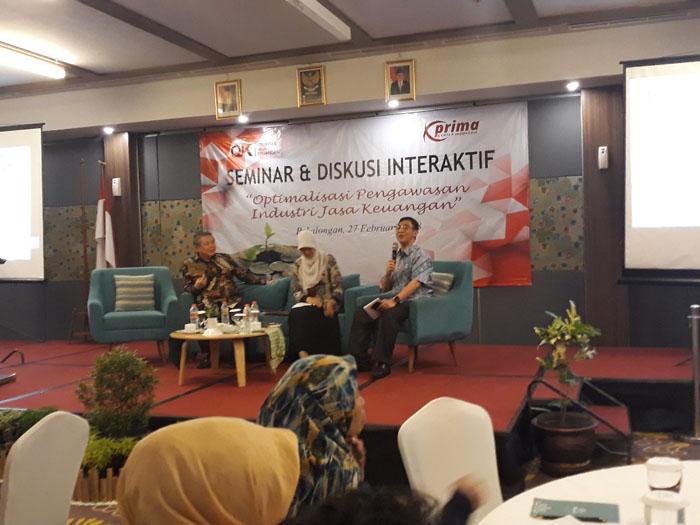 Seminar & Diskusi Interaktif