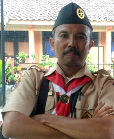 Yoso SPd, Kepala SDN 01 Tegalontar Sragi