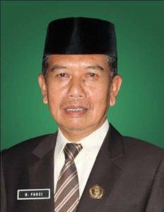 Fauzi Fallas, Wakil Ketua DPRD Kabupaten Batang