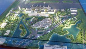 New Ahmad Yani, Bandara Terapung Pertama di Indonesia