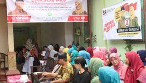 Peduli Perempuan, Sudirman-Ida Gelar Pemeriksaan Kesehatan Gratis