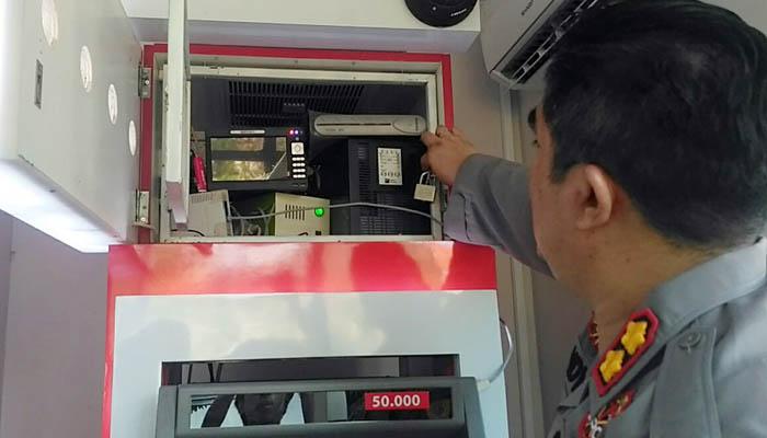 Pelaku Skimming ATM Telah Beraksi di Pekalongan