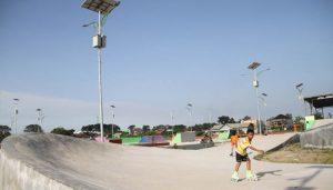 Pembangunan Sport Center Tunggu Lelang