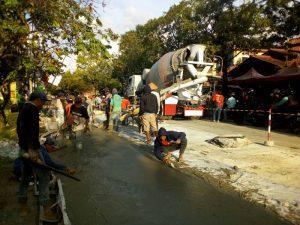 Proyek Jalan Kota