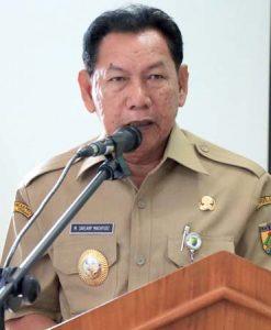 HM Saelany Machfud, Walikota Pekalongan