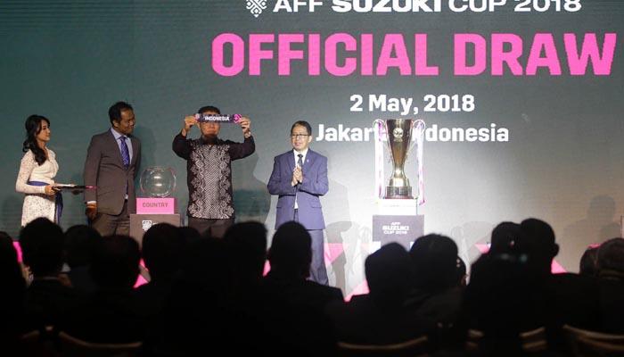 Indonesia Away ke Thailand di Laga Perdana