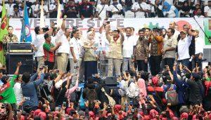 KSPI Dukung Prabowo, KSPSI Tetap Jokowi