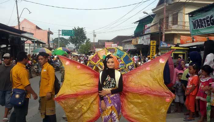 Karnaval Dugderan Sambut Bulan Ramadan