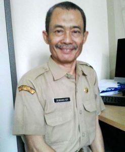 Sinung SP, Staf DP2KBP2PA Kabupaten Kendal