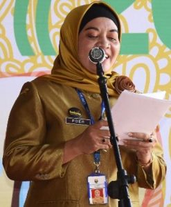 Sri Purwaningsih, Kepala DPMPTSP dan Naker Kabupaten Batang