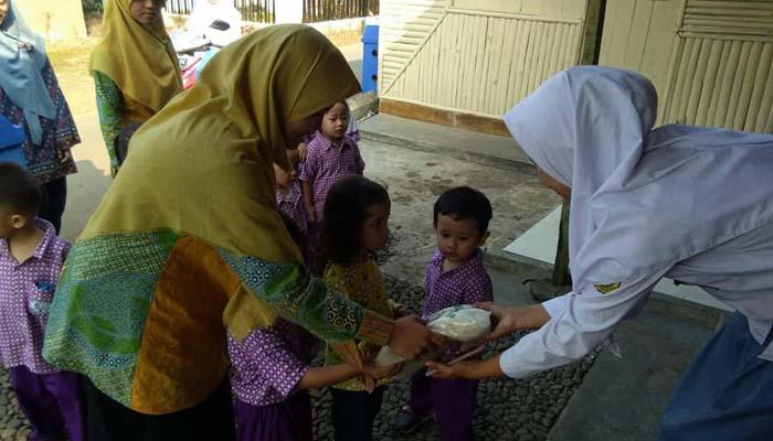 Isi Ramadan dengan Tahfidz dan Berbagi Zakat
