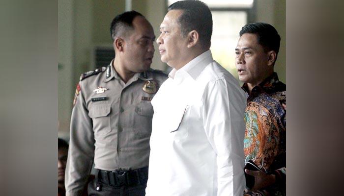 Ketua DPR Akhirnya Penuhi Panggilan KPK