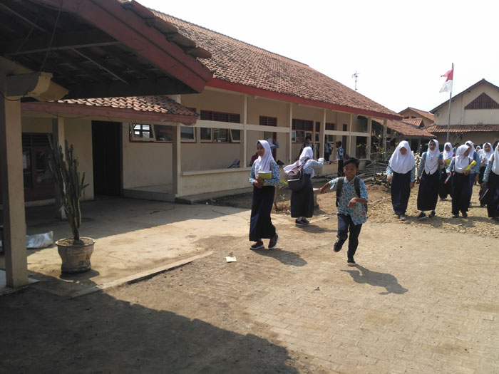 SMP 1 Negeri Wonokerto