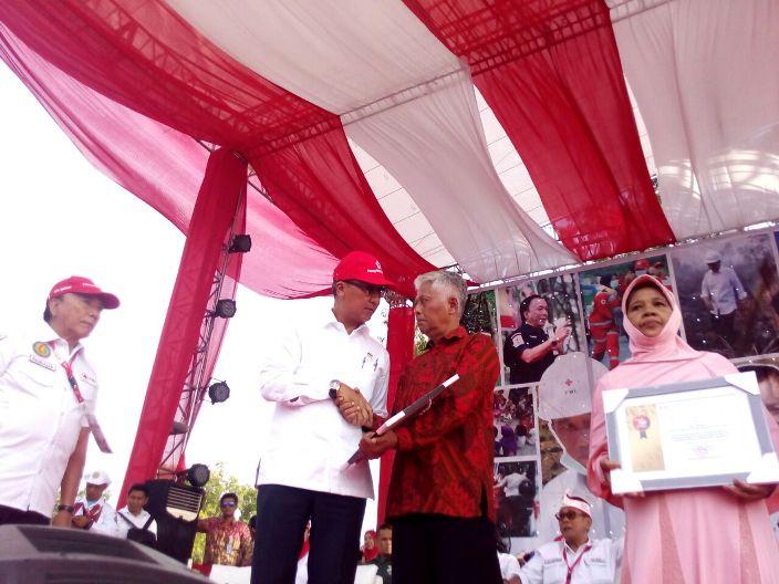 Mengenang Tata, Relawan PMI Pekalongan yang Meninggal di Lombok