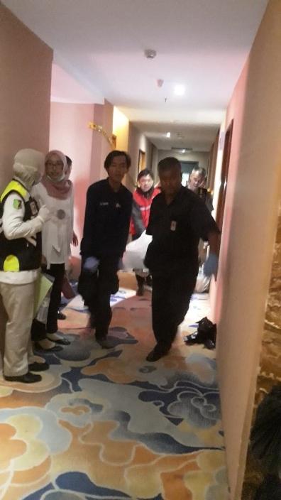 Kunker, Anggota Dewan Ini Ditemukan Meninggal di Kamar Hotel