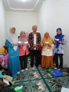 Alhamdulillah, Guru Non PNS Peroleh Tasharuf Zakat