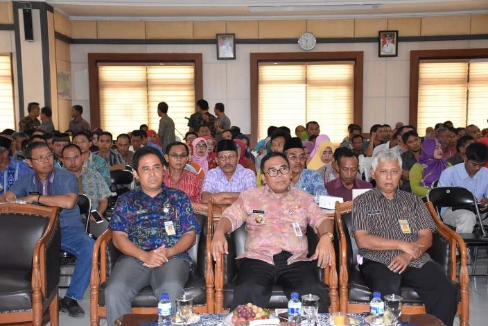 Dana Desa Tahun 2019 Difokuskan Pemberdayaan Masyarakat
