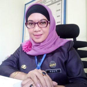 Kepala DPMPTSP Kabupaten Batang, Sri Purwaningsih SH
