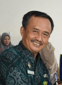 Drs H Nasikhin MH, Sekda Batang