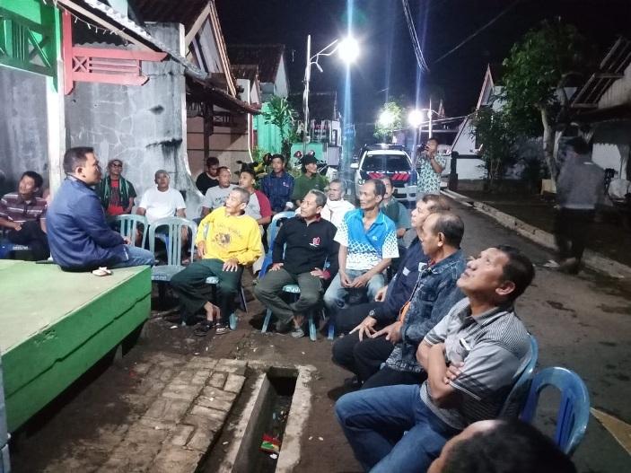 Antisipasi Aksi Kriminalitas, Kegiatan Pos Kamling Digiatkan Lagi