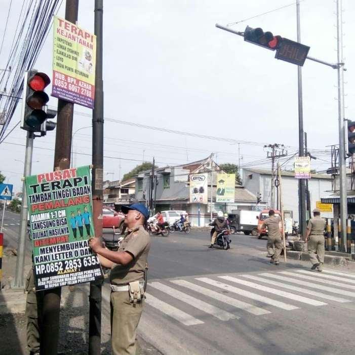 Bantu Penataan Wajah Kota, Satpol Siap Tata PKL