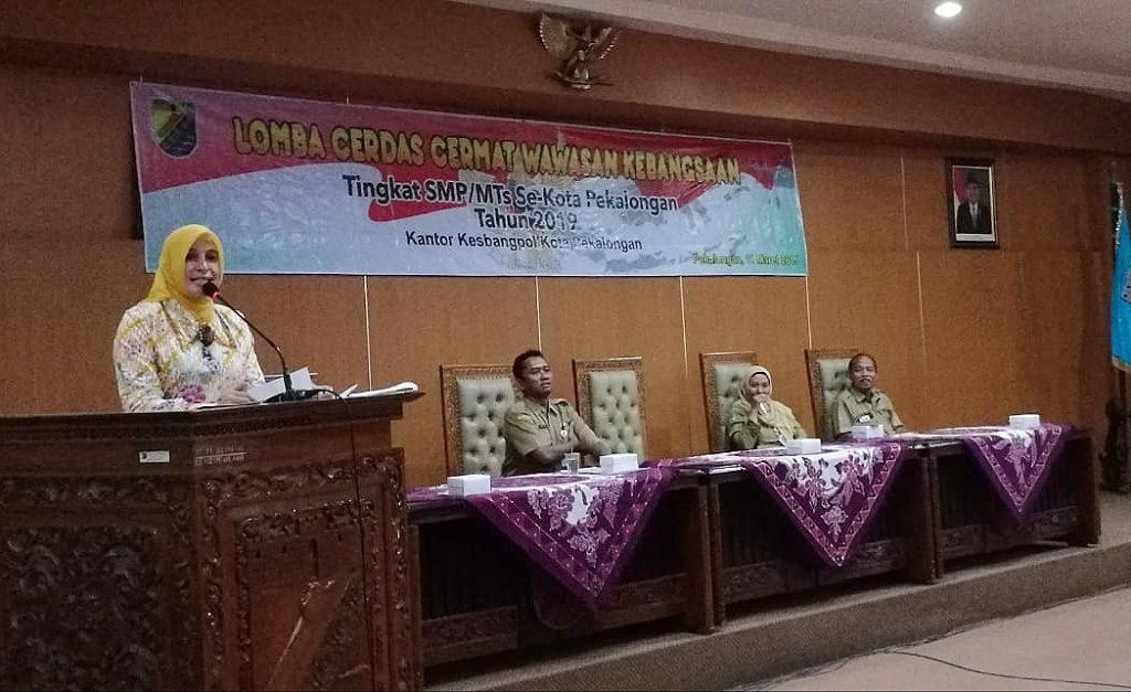 Ketua DPRD Berharap LCC Wawasan Kebangsaan Tak Sekedar Seremonial