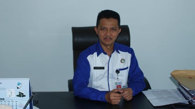 Direktur PDAM Kabupaten Batang, Yulianto SH