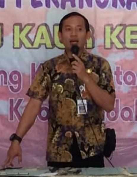 Kepala SatpolPPdanDamkarKabupatenKendal, Tony Ari Wibowo