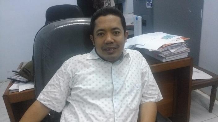 Ketua KPU Kabupaten Pekalongan, Abi Rizal