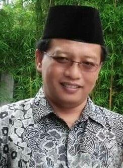 H Muhtarom, Ketua PCNU Kota Pekalongan
