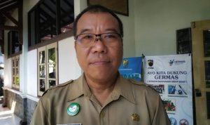 Kepala Dinas Kesehatan Kota Pekalongan, Slamet Budiyanto SKM MKes.