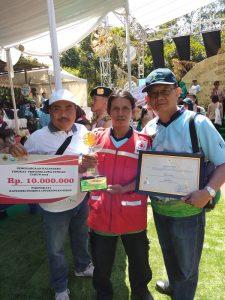 Alhamdulillah, Batang Sabet Dua Penghargaan Lingkungan Tingkat Provinsi