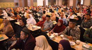 Dua Kloter Jemaah Haji Kota Pekalongan Gabung dengan Daerah Lain