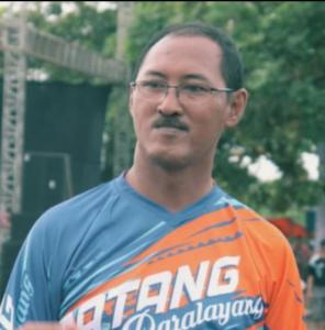 Kepala Disparpora Batang, Wahyu Budi Santosa